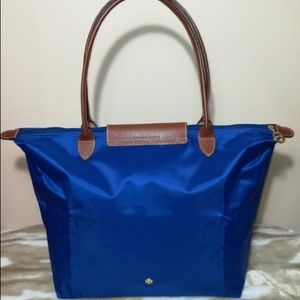 Handbags - Nylon shoulder tote